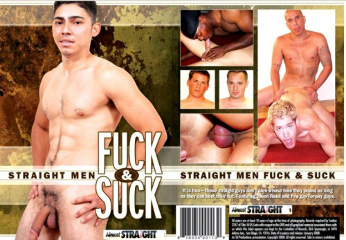Straight Men Fuck and Suck Gay Movie