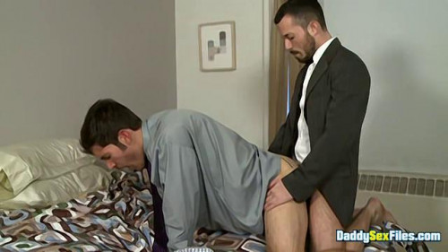 DaddySexFiles - Fucking In The Jack Off Room
