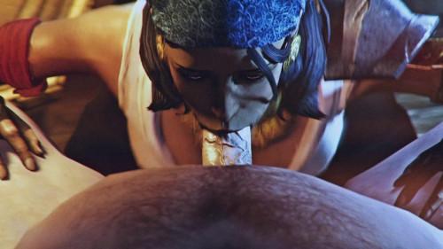 Siren's Call - Pirates Of Rialto 3D Porno