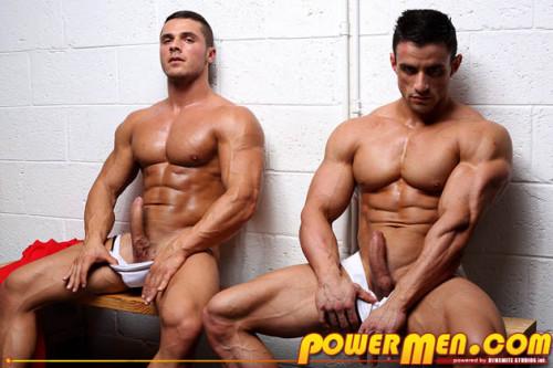 PowerMen - Whos Hustling Who? (2013)