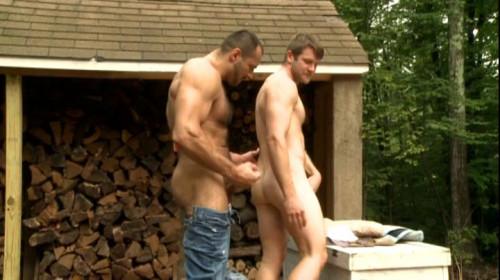 Splittin Wood - Angyl Valentino and Arpad Miklos - 720p