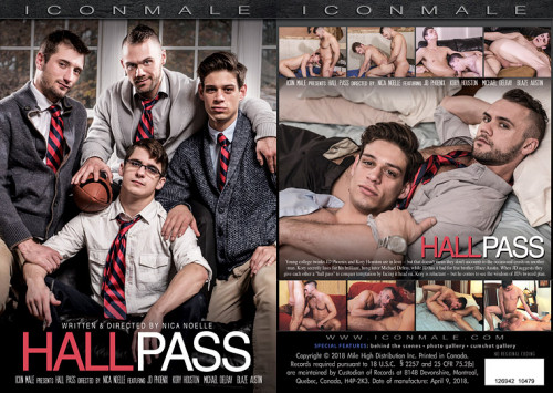Icon Male – Hall Pass Full HD (2018)