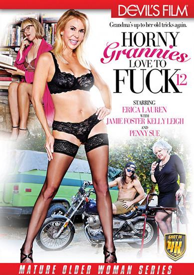 Horny Grannies Love To Fuck Part 12 MILF Sex