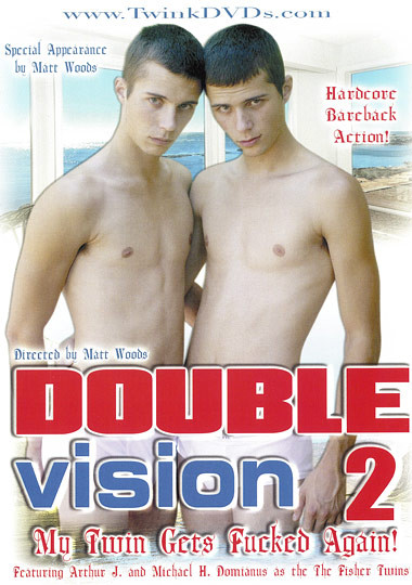 Miami Studios - Double Vision Vol.2: My Twin Gets Fucked Again! Gay Movie