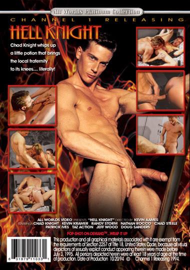 Hell Knight (1994) - Chad Knight, Patrick Ives, Chad Steele Gay Retro