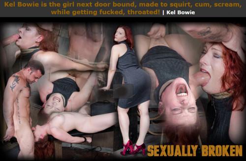 Sexuallybroken - Jul 31, 2017 - Kel Bowie is the girl next door bound, made to squirt