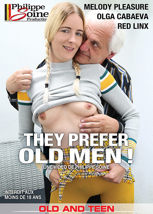 They Prefer Old Men