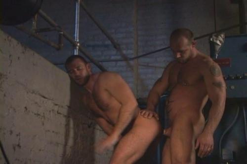 Big Men Fuck At Boiler Room