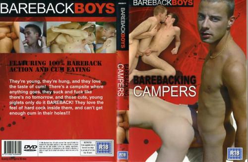 Barebacking Campers Gay Movie