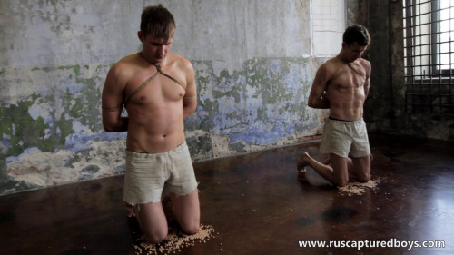 Slaves Competition - Part 2 Gay BDSM
