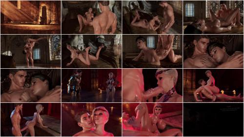Bloodlust Cerene vol.1-1 3D Porno