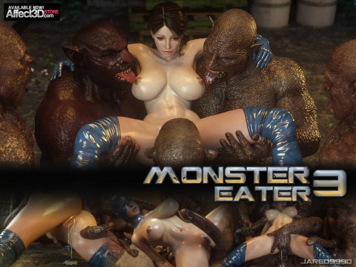Monster Eater vol 3 Comics