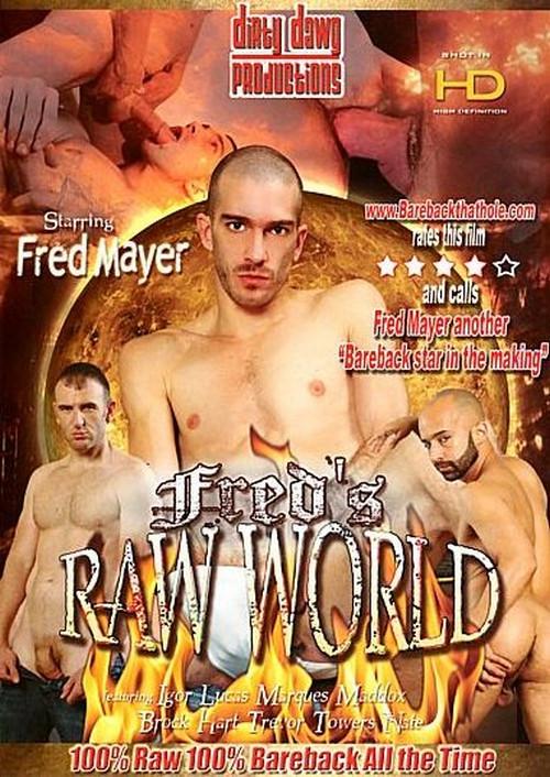 Freds Raw World Gay Movie
