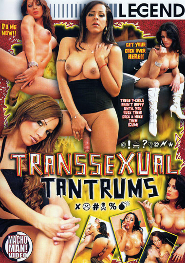 Transsexual Tantrums SheMale