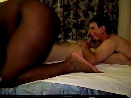 Interracial Ass Fucking Orgy