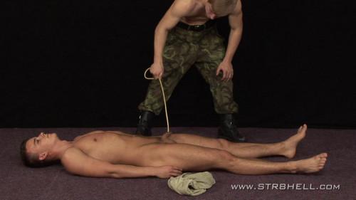 Filip Cerny and Ivan Mraz - Spanking(Apr 22,2014) Gay BDSM