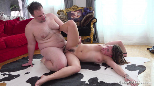 HeavyOnHotties - Lou - Hairy As Fuck Old and Young
