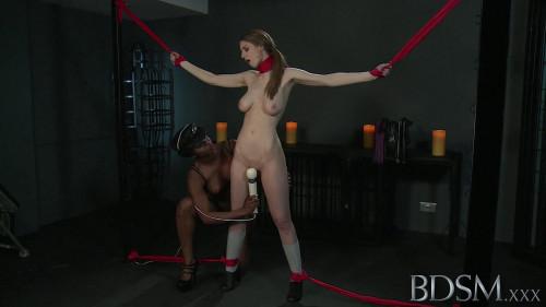 Jasmine Webb, Stella - Mistress Webb and sub Stella BDSM