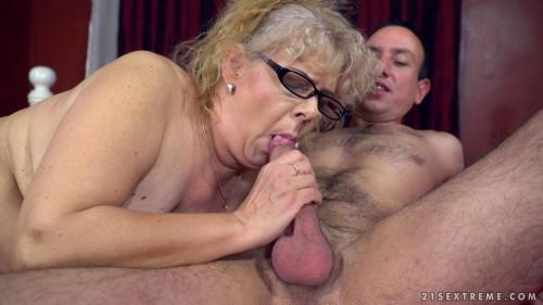 Naughty Grannys Sexual Pleasures