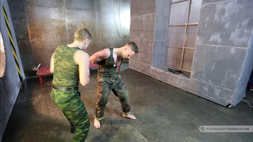 The Military Gay BDSM