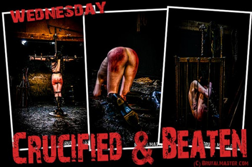 Wednesday - Crucified and Beaten