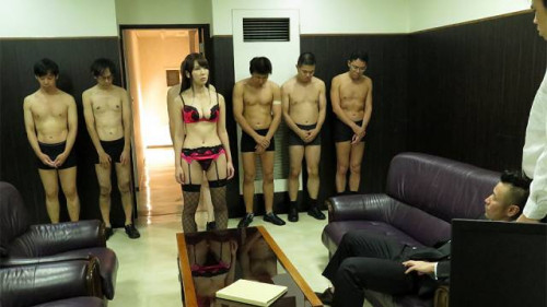 Yui hatano has enchanting revenge on her boss and colleague