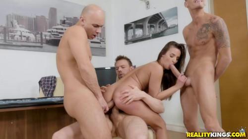 Amirah Adara - Full House Orgies