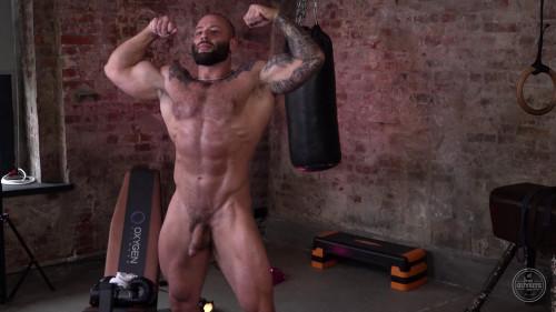TheGuySite Naked Russian Bodybuilder #6 - Adrenalin