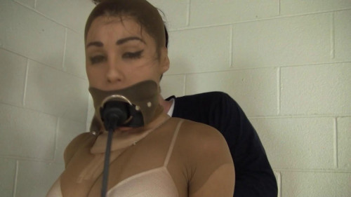 HD Bdsm Sex Videos Electrical Taped, Pump Gagged, and Drooling