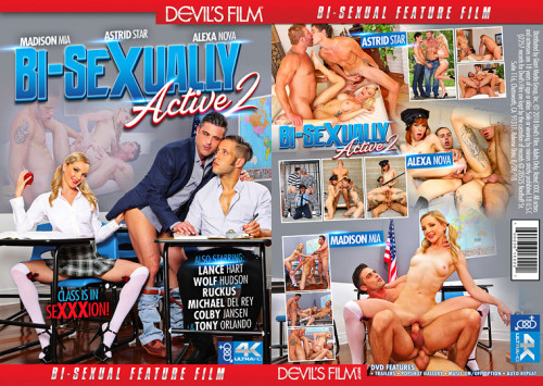 Devils Films – Bi-Sexually Active Vol.2 HD (2018)