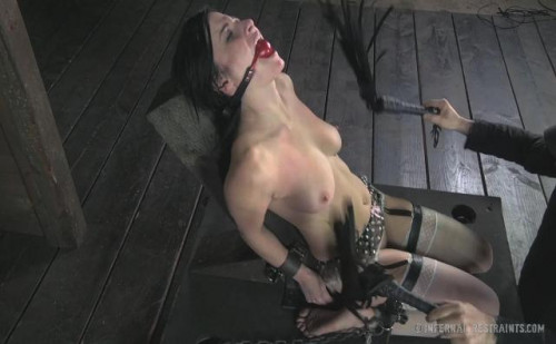 Veruca James - Pussy On The Pole - BDSM, Humiliation, Torture