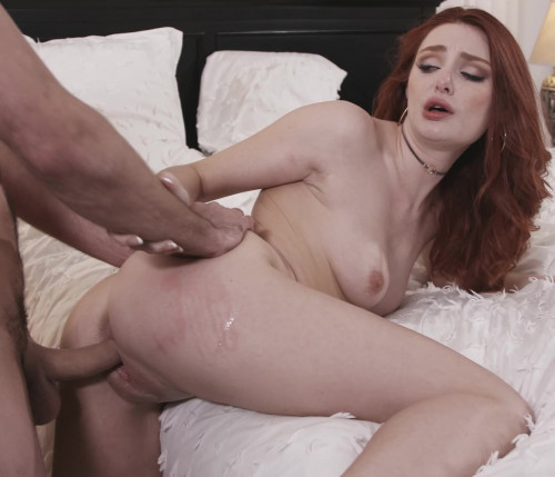 Lacy Lennon - Hammering A Squirting Redhead FullHD 1080p
