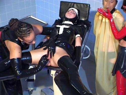 St Latex Hospital BDSM Latex