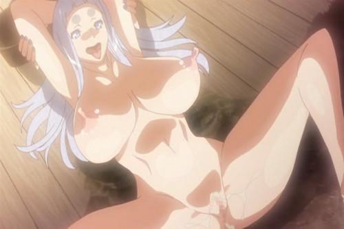 Shikkoku No Shaga The Animation Ep. 2 Anime and Hentai