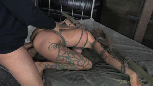 Rain DeGrey ,Matt Williams and Jack Hammer BDSM