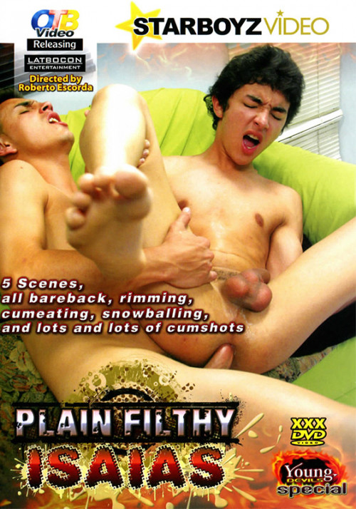 Plain Filthy Isaias Gay Porn Movie