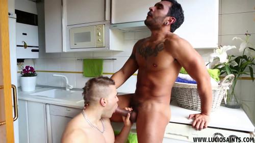 Lucio Saints & Jordan Fox Gay Clips