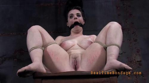 Hoisted BDSM