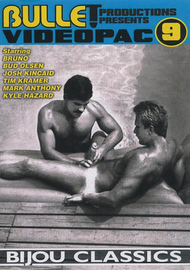 Bullet Videopac Vol. 9 (1982) - Bruno, Bud Olsen, Josh Kincaid Gay Retro