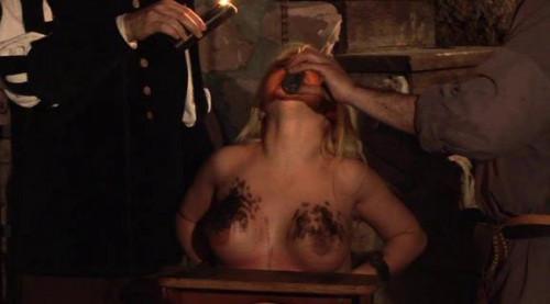 Elvira Mittelalterliche Hexentour