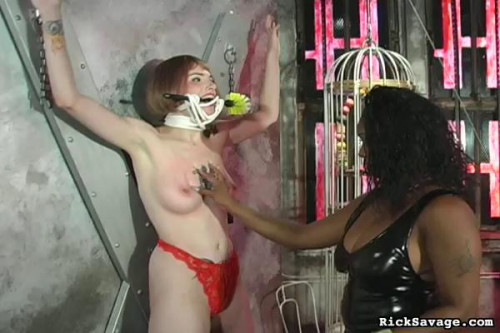 Girls Of Pain 7: Mistress Ruby Diciplines Slave vol.71