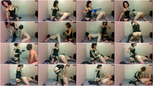 The Goddess Eris - Every Day Sadism Femdom and Strapon