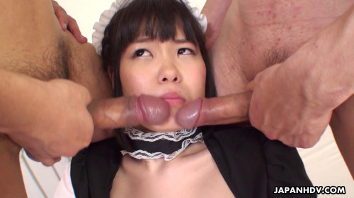 Bukkake For Thick Maid Ai Mashiro FullHD 1080p