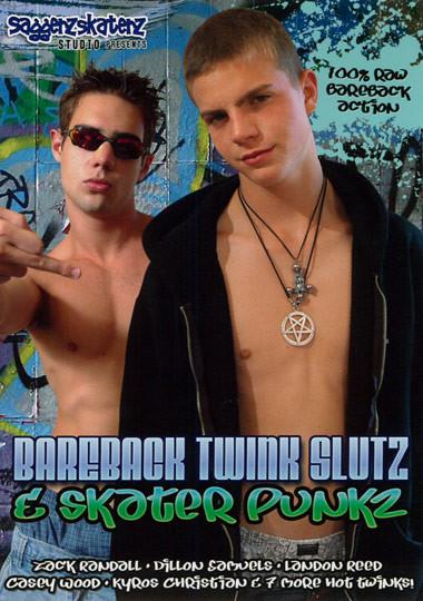 Bareback Twink Slutz & Skater Punkz Gay Movies