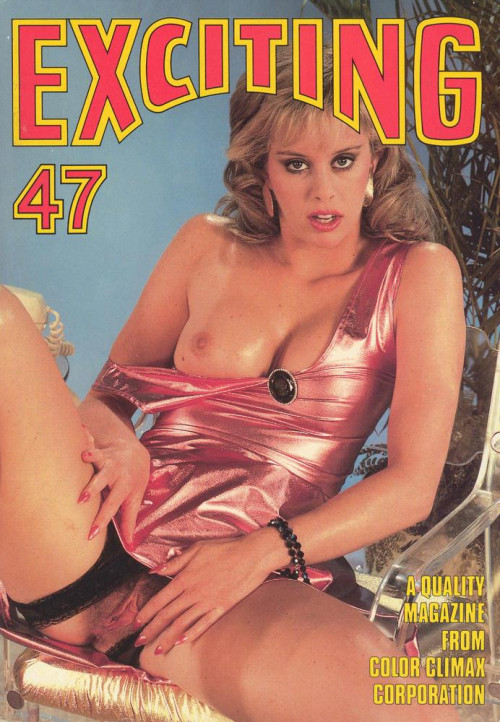 Color Climax - Exciting Magazines