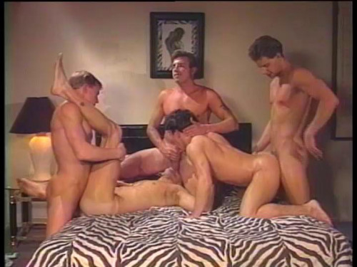 Somebody Is Watching (1993) - Phil Bradley, Claude Jourdan, Bo Summers Gay Retro