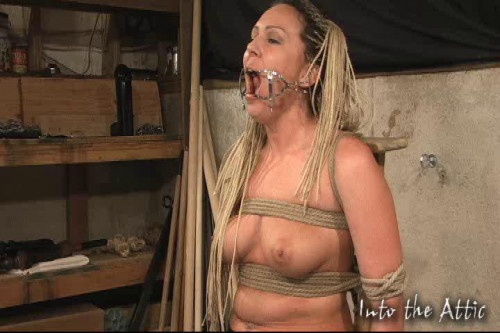 Amateurs Slave In Hard Bondage part 21