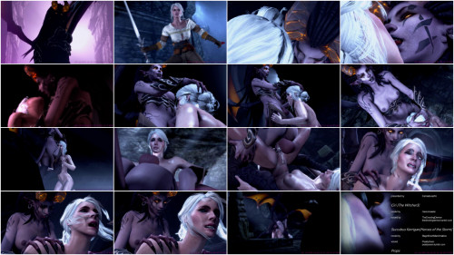 WildHunt Extended Cut 3D Porno
