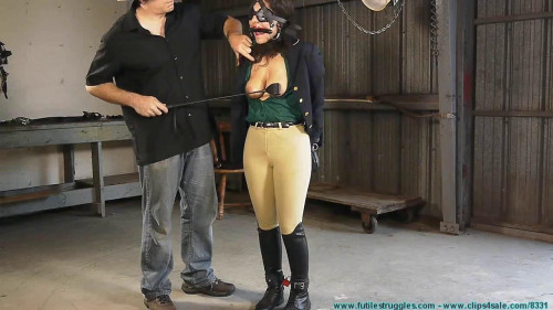 PonyGirl - Leather