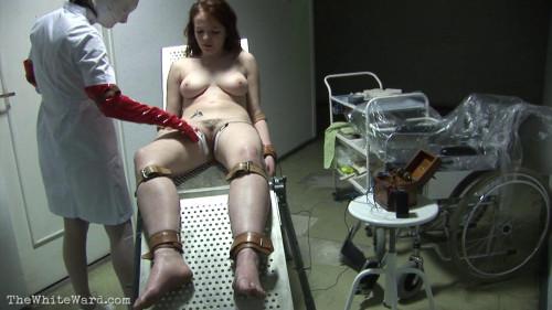 Electroshock therapy BDSM Latex